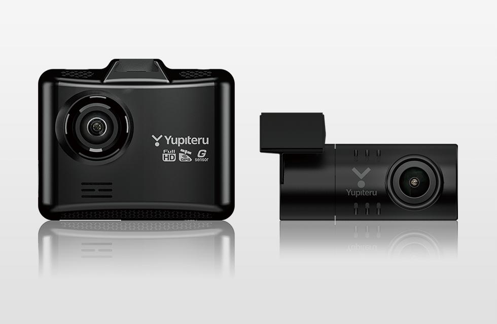 前後2カメラドライブレコーダー DRY-TW8700d