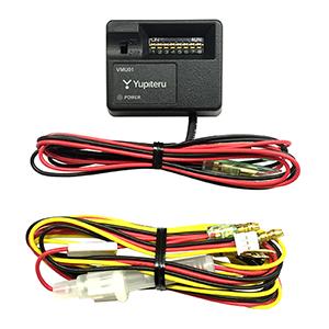 駐車監視機能 電圧監視機能付電源ユニット OP-VMU01