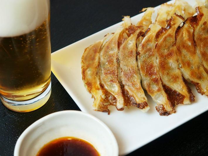 餃子好きが作った浜松の餃子