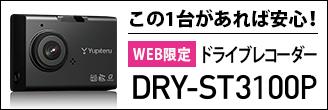 基本機能充実のおすすめ機種「DRY-ST3100P」